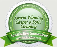 Carpet Cleaning Award