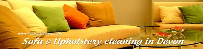 Sofa Upholstery Cleaners Devon