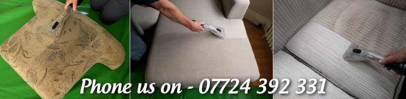 Sofa & Upholstery Cleaning Dartmouth Salcombe