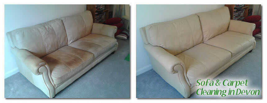 Sofa Leather Cleaning Plymouth Exeter Torquay Amp Devon
